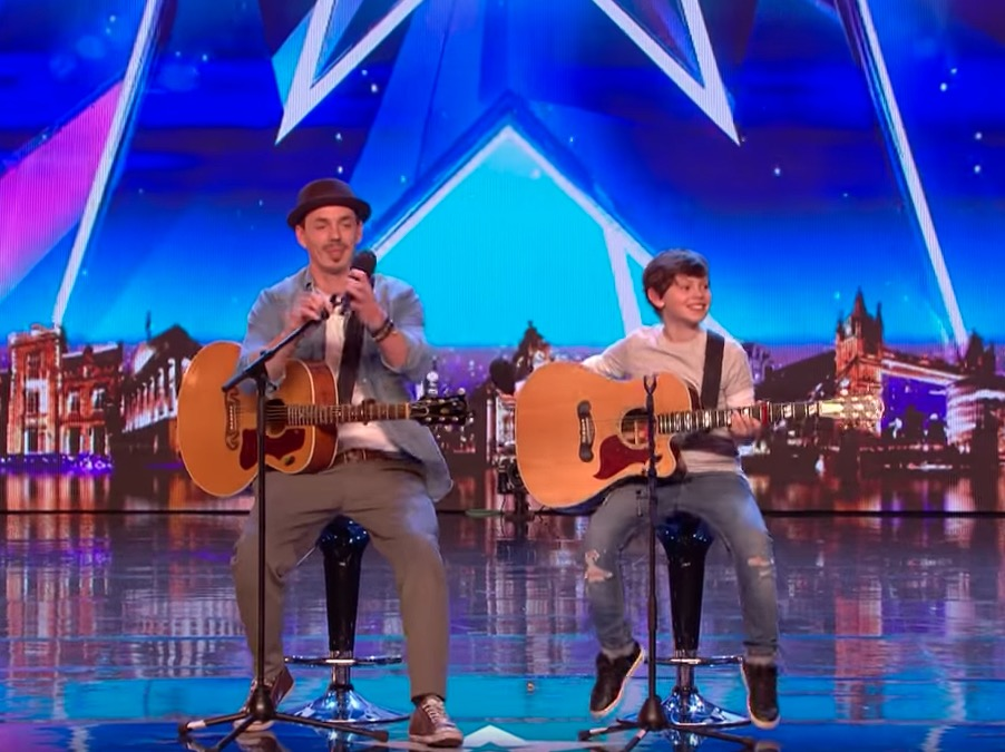 what happened to jack and tim from britains got talent