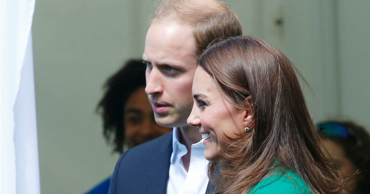 William och Kate
