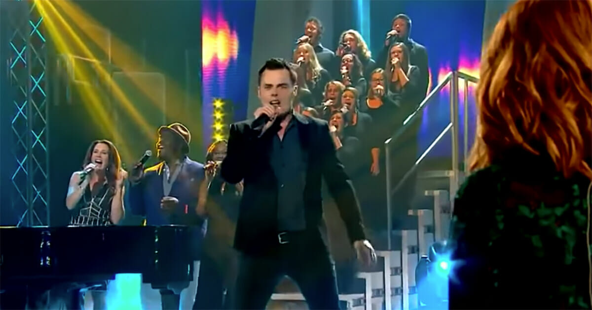 marc martel, freddie mercury, céline dion, somebody to love