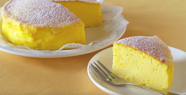 Japanese cheesecake, recipe