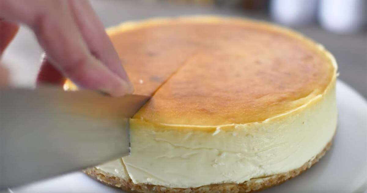 new york cheesecake, recept