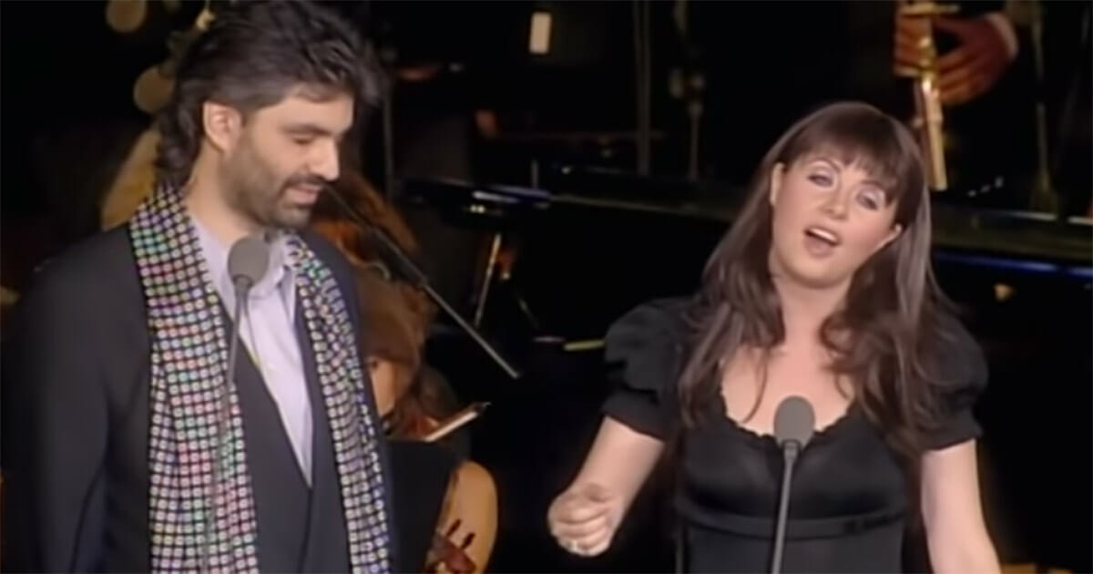 andrea bocelli, sarah brightman, time to say goodbye