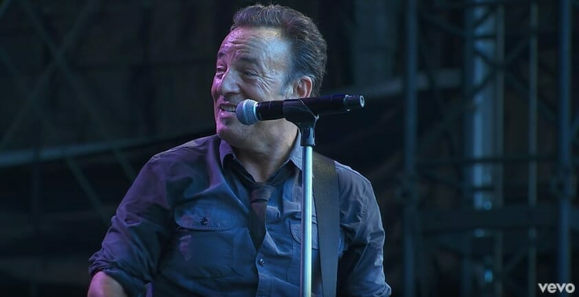 bruce springsteen, the boss
