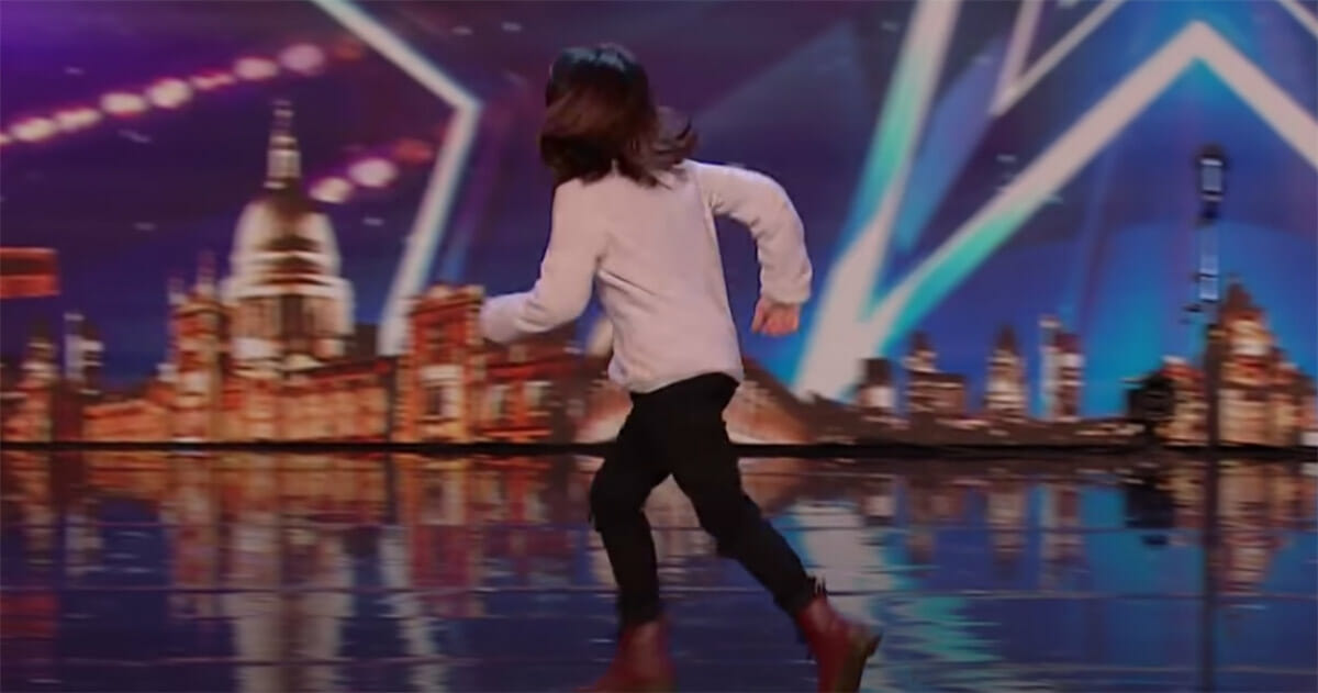 joseph sheppard, britain's got talent