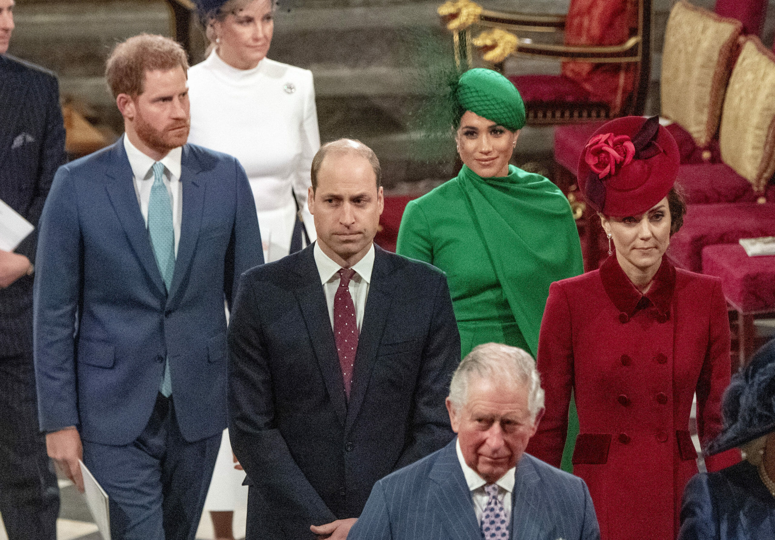 Prins Harry, prins William